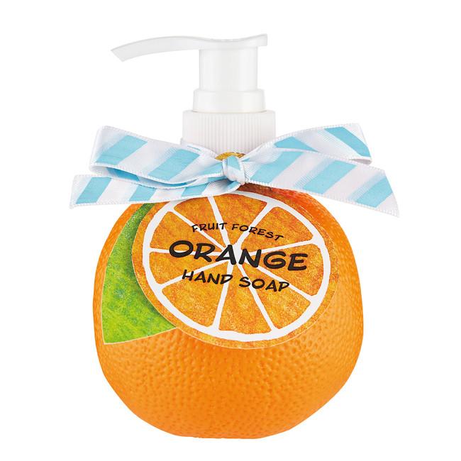 フルーツの森 オレンジ ハンドソープ オレンジの香り