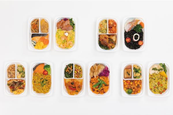 【FIT FOOD HOME】ダイエットミール500