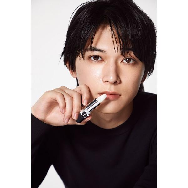 2【Dior】ルージュ ディオール バーム 俳優 吉沢亮さん