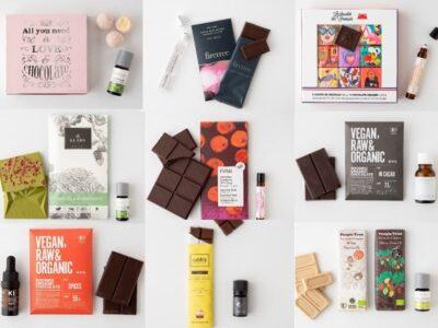 心が癒される… プレゼントにもぴったりな「チョコ×アロマ」をご紹介!