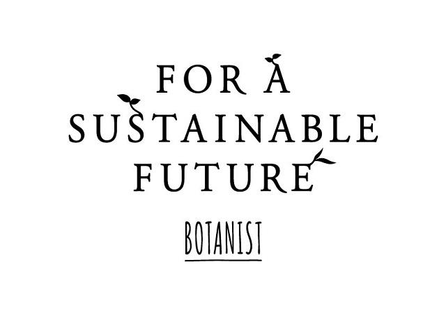 【BOTANIST】2020年サステナブルな取り組み