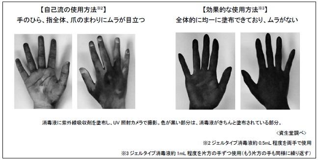 【資生堂】毎日、マスクといい関係 手指消毒