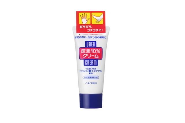 【SHISEIDO】『尿素10%クリーム(チューブ)』