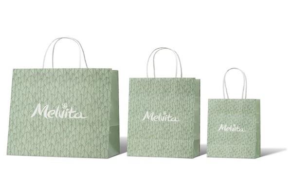「メルヴィータ」のショッピングバッグは地球環境に配慮! サステナブルな取り組みに期待大