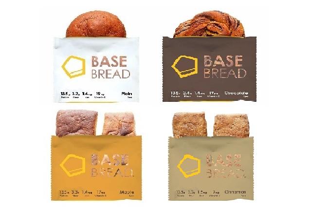 【ベースフード】『BASE BREAD』