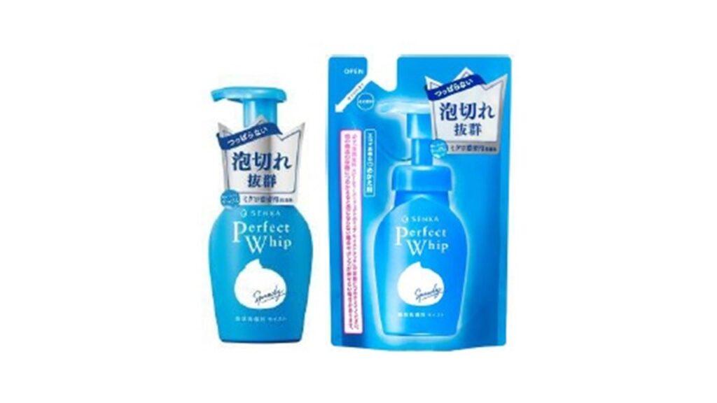 洗顔専科 スピーディーパーフェクトホイップ モイストタッチ