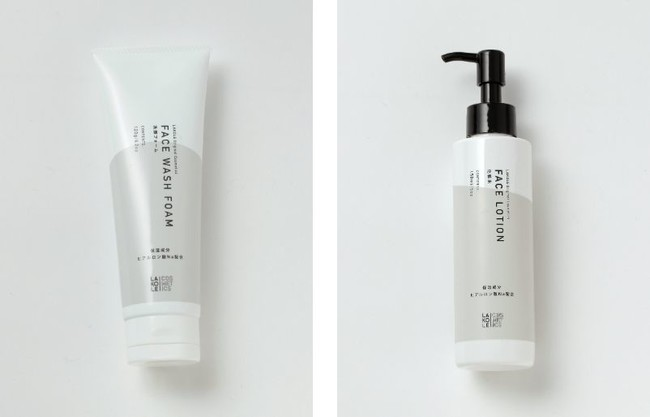 【ラコレ】『洗顔フォーム』『化粧水』