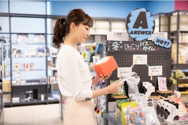 【渋谷スクランブルスクエア ショップ&レストラン】美容家・石井美保さん