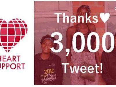 ツイートだけで、世界の女の子たちを支援できる! 「エリス」の活動を知ることから始めませんか?