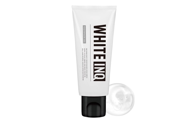 【WHITE-INQ】『WHITE-INQ ホワイトニング歯磨きジェル』