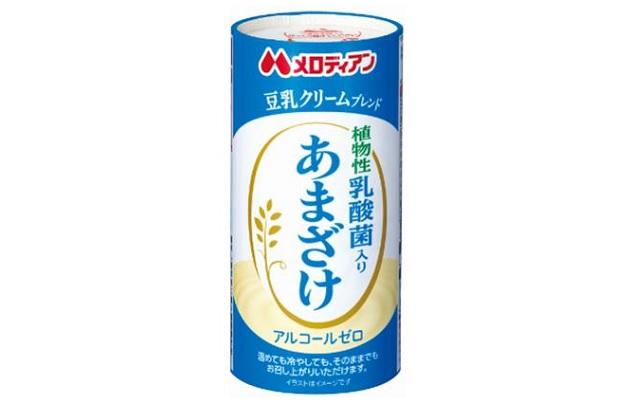 【メロディアン】『植物性乳酸菌入り あまざけ195g』