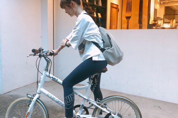 """「自転車生活」は手軽なeco…私が選んだ""""心豊かな暮らし方"""""""