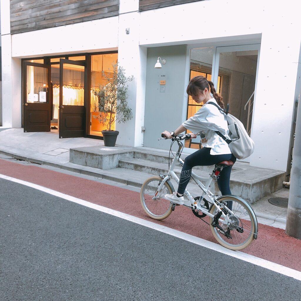 エコ 自転車
