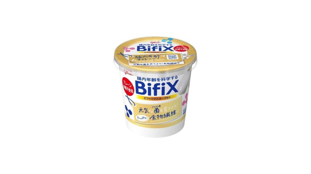 『BifiXヨーグルト』