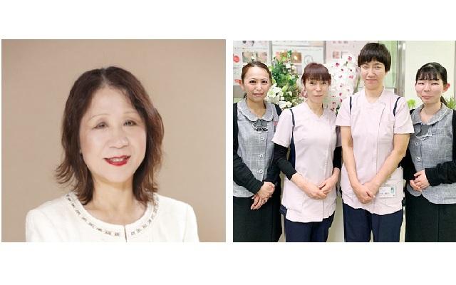 日本医科大学皮膚科学教授・船坂陽子先生、『医療法人社団福寿会 慈英会病院』スタッフの方々