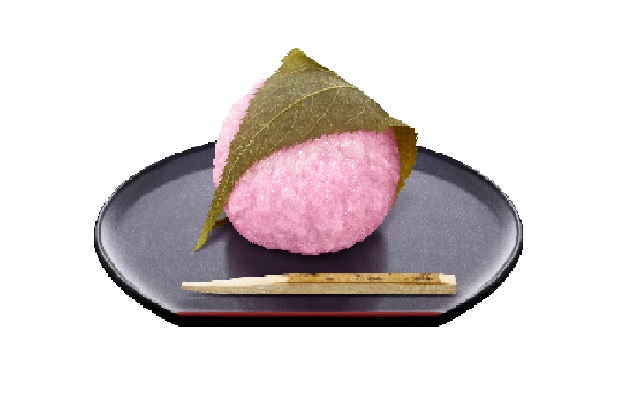 C:「桜餅」