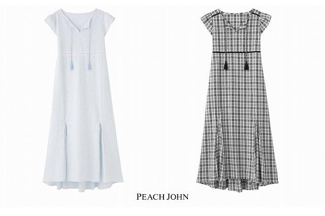 【PEACH JOHN】クーリッシュワンピ