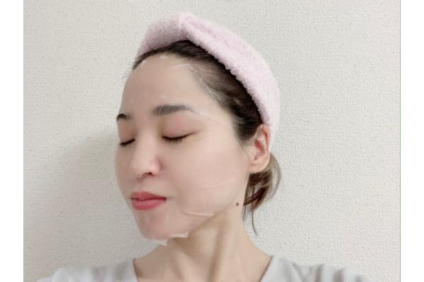 【我的美麗日記】復活草ハイドレーションマスク