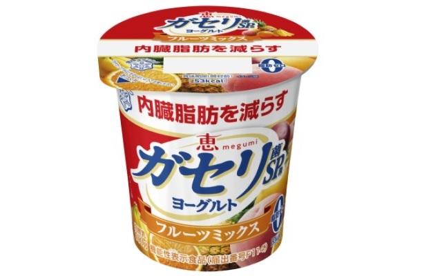 『恵 megumi ガセリ菌SP株ヨーグルト フルーツミックス』