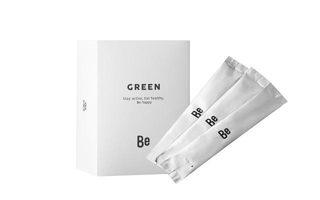【Be】『グリーン』