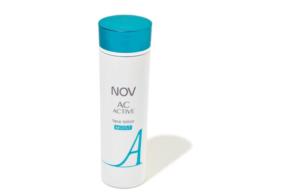 ACアクティブ フェイスローション モイスト NOV 化粧水