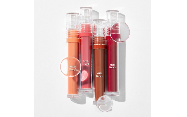 【Milk Touch】『Glossy Jelly-O Lip Tint #Twinkle Bear』