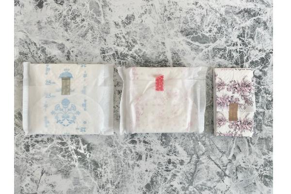 生理ナプキン【多い日用】3種を比較