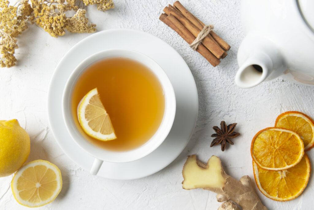 C:「紅茶・ハーブティー」