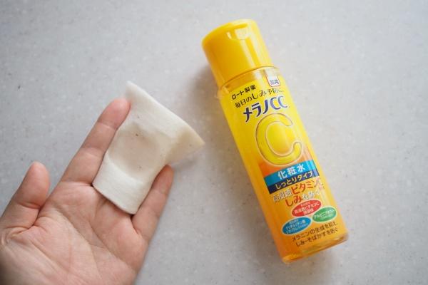 『メラノCC 薬用しみ対策 美白化粧水 しっとりタイプ』