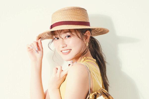 櫻坂46の守屋茜さん…私物の化粧ポーチとコスメをちょっとだけ公開!