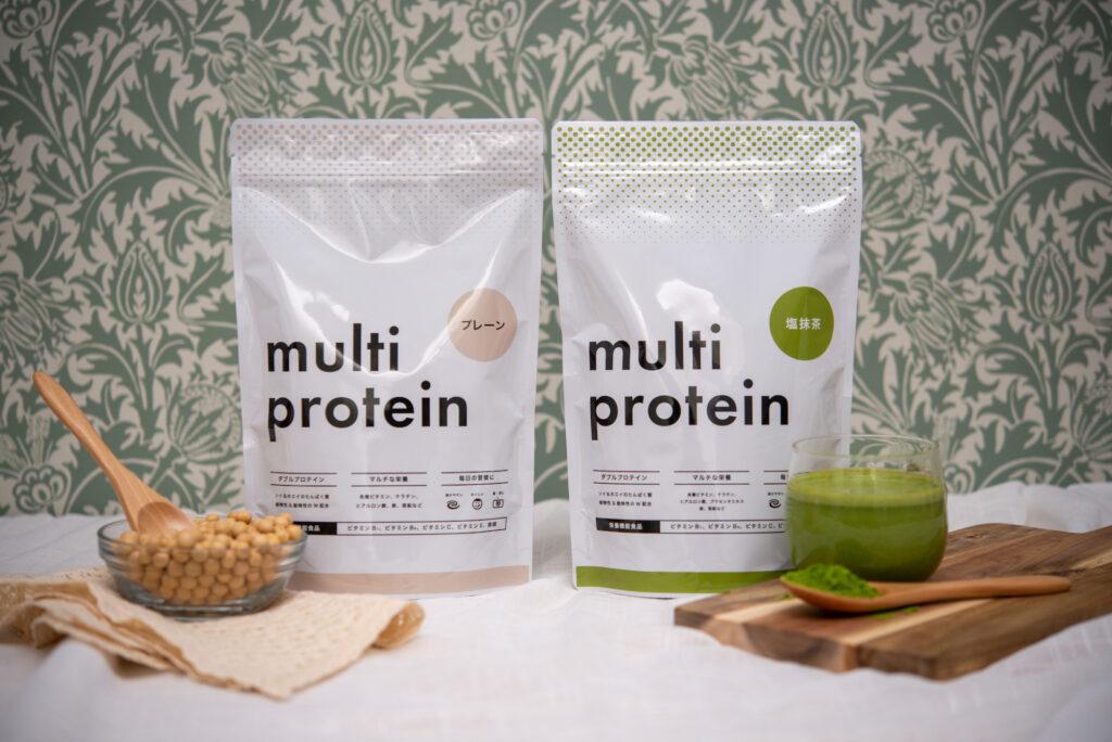 multi protein