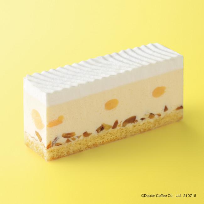 【エクセルシオール カフェ】『糖質50%(※)オフ レアチーズケーキ』