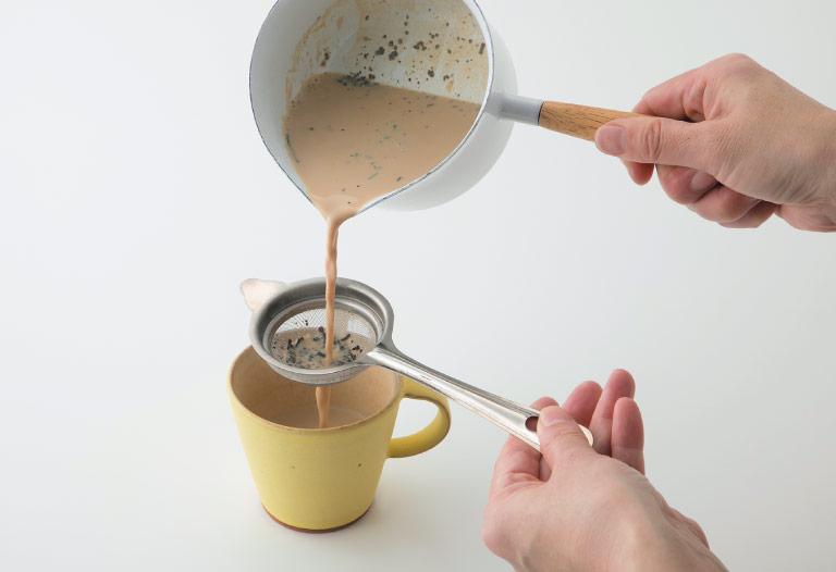 カカオチャイほうじ茶 カラダにいいもの