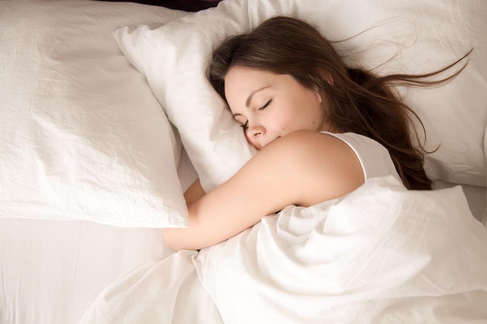 快眠 安眠 熟睡 不眠 深部体温