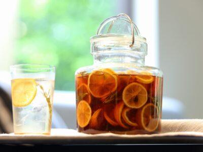 発酵レモンシロップ