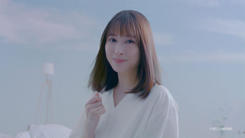 【花王】『Essential THE BEAUTY』広瀬アリスさん